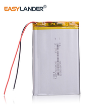 Lithium-Polymer-Battery Tablet 3000mah Lipo for Phone-Power-Bank Pc-Pad Laptop 385586