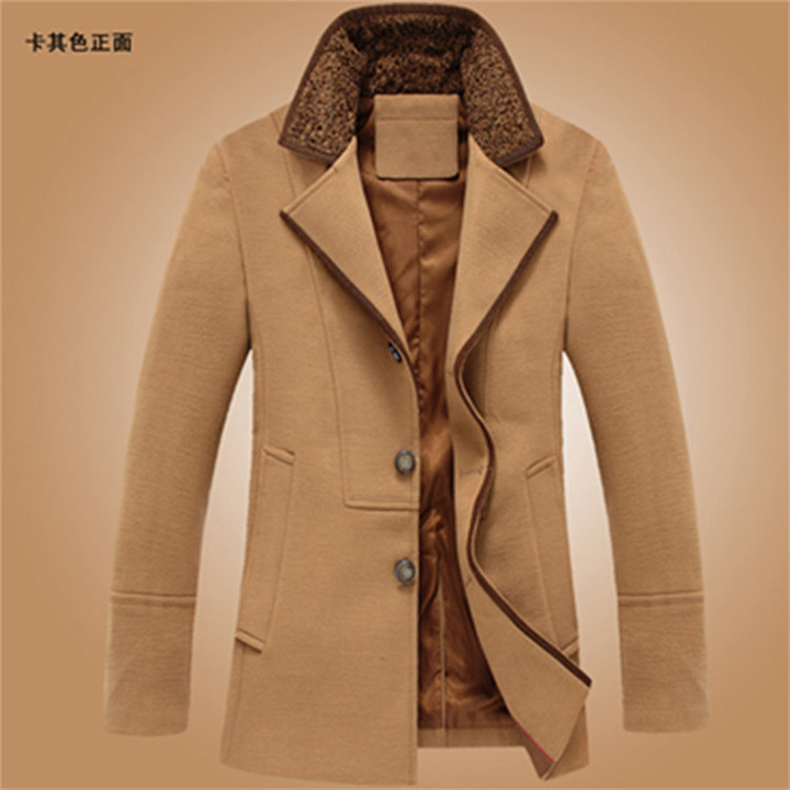 Outerwear Type: Coat - Gender: Men - Place of Origin: Guangdong China  (Mainland) - Cuff Style: Conventional - Feature: Eco-Friendly,Enzyme Washed