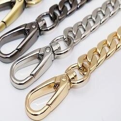 120 см цепь аксессуары для сумок ремень ремни для детали для сумок аксессуары сумки цепи золотые ремни аппаратные средства для сумки