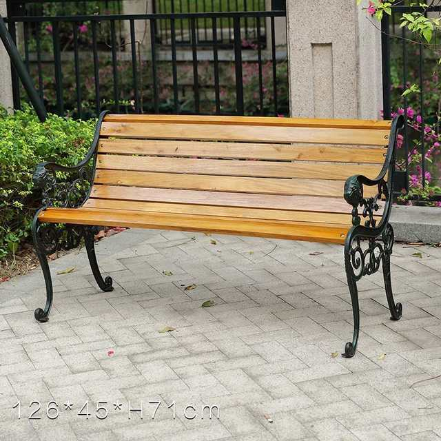 US $265.0 39% OFF|Masa Sandalye Chaise Exterieur Outdoor Table Silla  Moderna Terras Retro Salon Patio Furniture Mueble De Jardin Garden Chair-in  ...