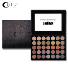 35 Colors Makeup Eyeshadow Palette Matte Shimmer Eye Shadow Palette Cosmetics Naked Eyeshadow Palette Professional TZ Brand