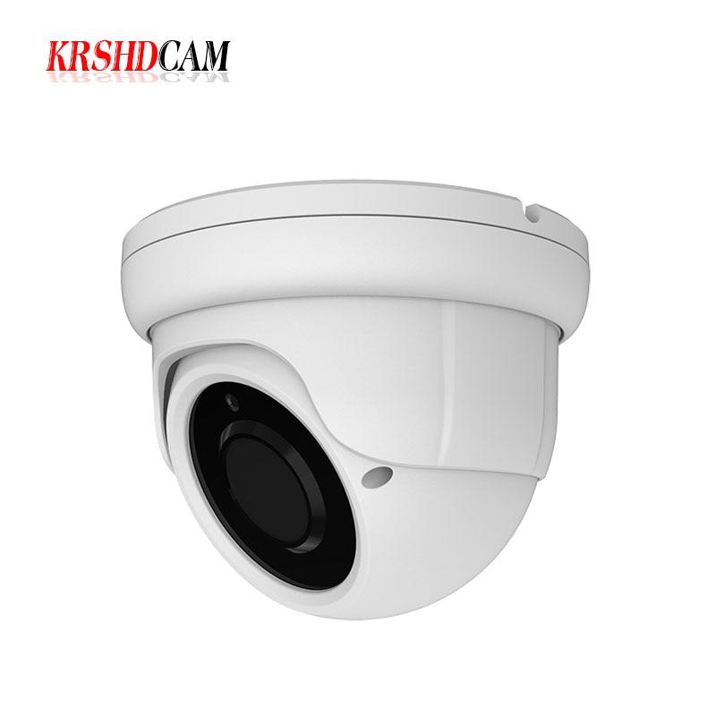Outdoor 1080P 2.0MP AHD-H camera sony323 sensor dome waterproof/vandalproof Night Vision zoom Lens security cameras de seguranca 2mp poe ip camera 1080p onvif 2 4 sony imx323 sensor indoor outdoor vandalproof 30m ir 2 8 12mm zoom lens cameras de seguranca