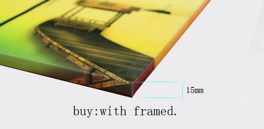 5 لوحة الغذاء تزال الحياة قماش الطباعة الحديثة الجدار الديكور المنزل غرفة المعيشة صورة مؤطرة XJDC10-39