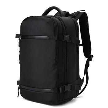 OZUKO Backpack Men travel pack Bag Male Luggage Backpack USB Large Capacity Multifunctional Waterproof laptop backpack Women