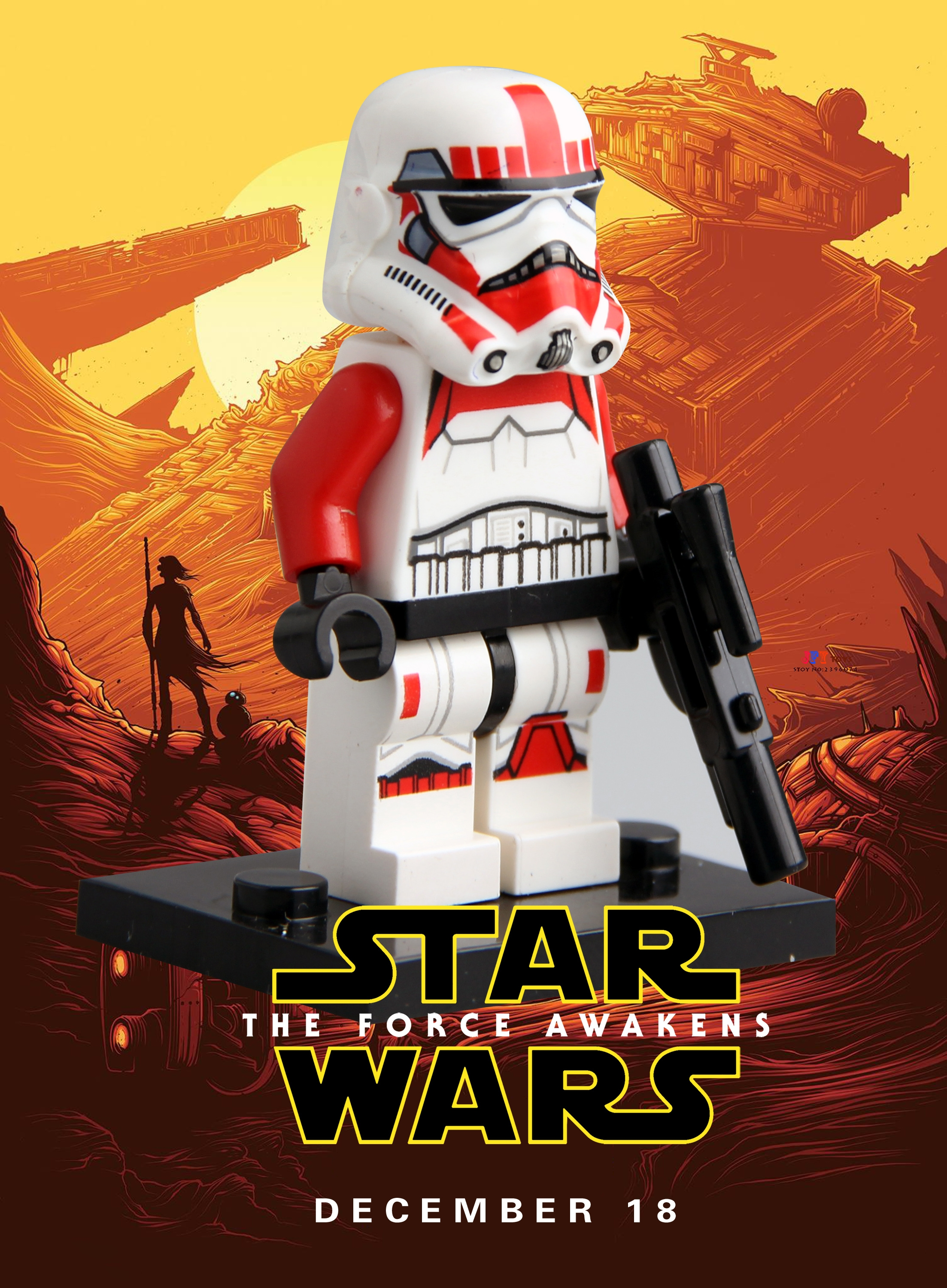 Single Sale star wars superhero Clone Shock Trooper SW692 building blocks model bricks toys for children brinquedos menino single sale star wars superhero decool green lantern building blocks model bricks toys for children brinquedos menino