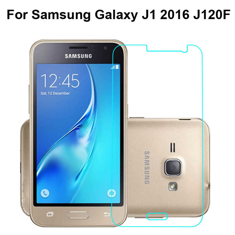 2PCS For Samsung Galaxy J1 2016 Screen Protector Tempered Glass For Samsung Galaxy J1 2016 Glass J120 Film For Samsung J1 2016