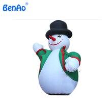 X164  5m H Inflatable snowman fo Christmas festival decoration,inflatable snow globe inflatable inflatable christmas snowman