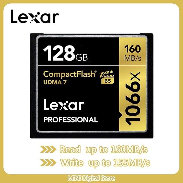 Lexar Udma 7 128 Gb Karta Cf 1066x32 Gb Karty Pamieci Do 160 Mb S
