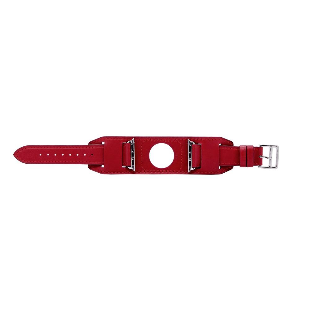 Apple Watch Cuff bracelet Red 4