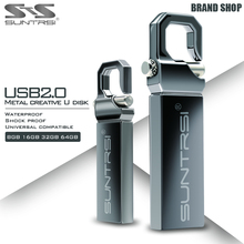 Suntrsi pendrive реальная speed high емкость stick flash drive металла бесплатно