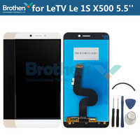 Écran LCD pour LeTV X500 écran LCD pour LeTV Le 1S X500 LCD assemblée écran tactile numériseur 5.5 ''X501 testé remplacement de téléphone