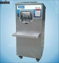 Xeoleo Commercial Hard Ice cream maker 220/110V Yogurt  Ice cream machine 11L/h Auto-cleaning function CE Danfoss Compressor