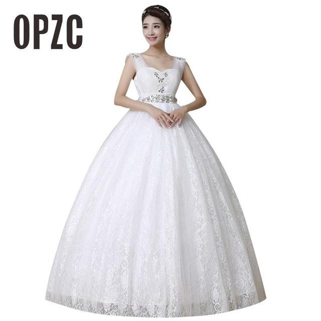 Custom Made Hot Sale 2017 Newwhite Princess Maternity Wedding Dress ...