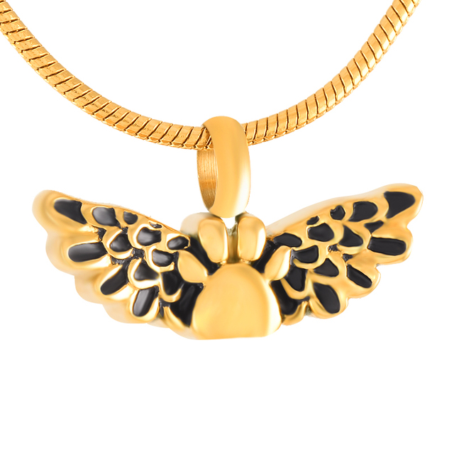 Winged Necklace