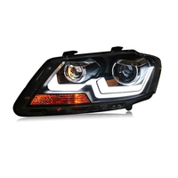 Automovil Lamp Parts Accessory Daytime Running Led Auto Automobiles Headlights Car Lights Assembly For Volkswagen Lavida