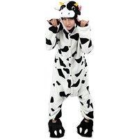 Unisex Adult Panda Onesie Pajamas Sets Flannel Pijamas Winter Nightie Sleepwear Kugurumi Cosplay Halloween Costume