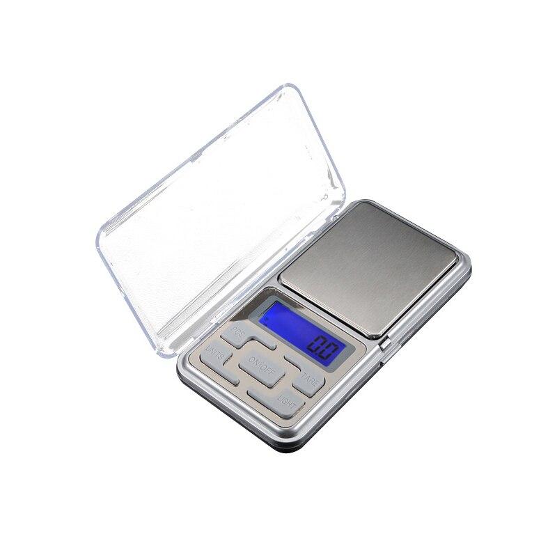 Tasku mini digitaalne 100g / 0,01 g digitaalne tehase hind mini - Mõõtevahendid - Foto 4