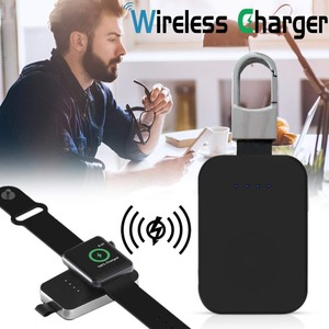 Image 5 - For Apple Watch Magnetic Charging Portable Wireless Pocket Sized Keychain Built in Power Bank, Compatible with Apple 4 3 2 1