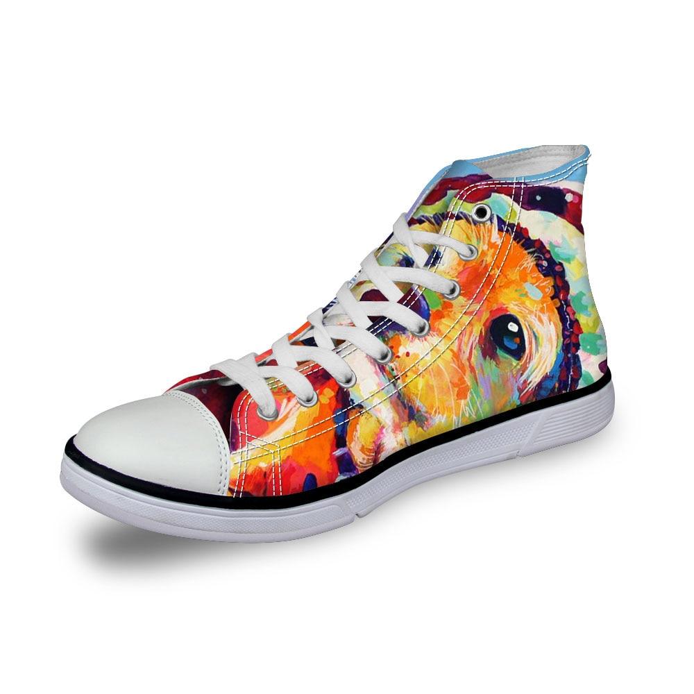 Noisydesigns señoras zapatillas de deporte mujeres 3D oso de - Zapatos de mujer - foto 3