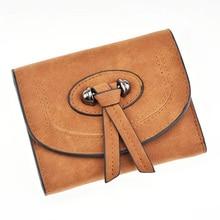 Купить с кэшбэком Wallet Women 2019 Lady Short Women Wallets Crown Decorated Mini Money Purses Small Fold PU Leather Female Coin Purse Card Holder