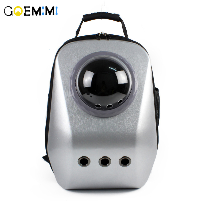 New Arrival Pet Cat Space Backpack Breathable luxury Outdoor Dog Carrier Backpack For Dog Puppy