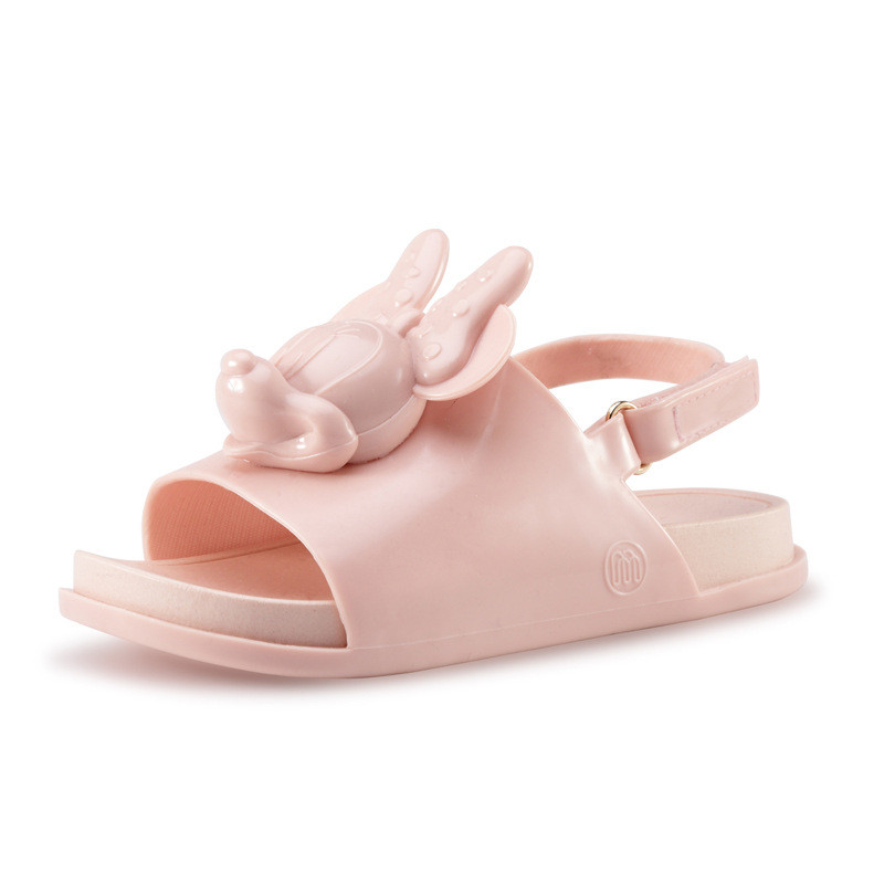 2018 New Cartoon Mickey Jelly kids baby girls sandals shoes Soft Melissa Girls Cute Baby Girls Sandals US7-US122018 New Cartoon Mickey Jelly kids baby girls sandals shoes Soft Melissa Girls Cute Baby Girls Sandals US7-US12