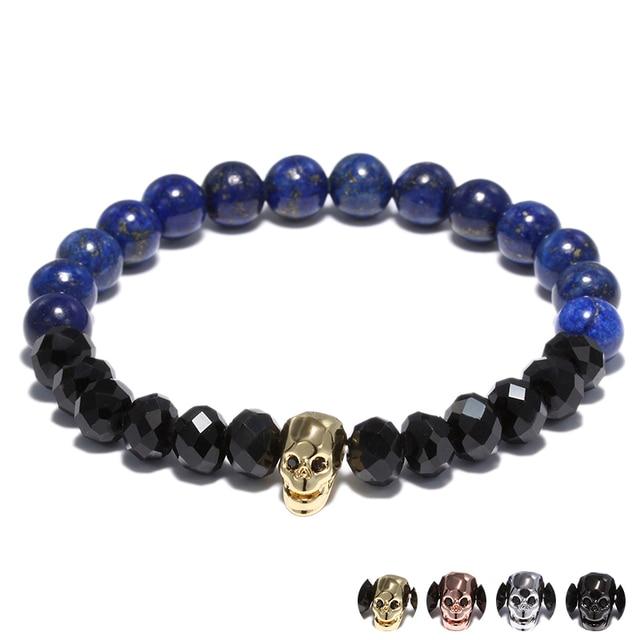Blue Men's Jewelry