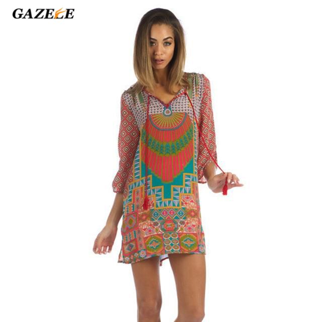 High Quality Flowy Summer Dress Promotion-Shop for High Quality ...
