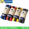 Складные шины Michelin, LITHION-2 шины для шоссейного велосипеда 700 * 23c, удобные высококачественные шины для велосипеда, бесплатная доставка