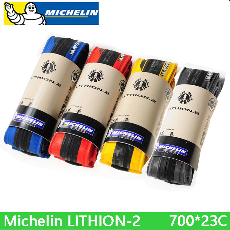 Michelin Folding Tire LITHION-2 Road Bike Tire <font><b>700</b></font> * <font><b>23c</b></font> Comfortable High Quality Tire Bike Parts free delivery image