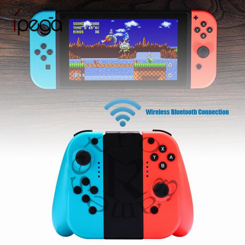 High Quality 2pcs Left and Right Controllers Wireless Bluetooth Replacement Controller for Nintend Switch Joystic Controller