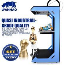 WANHAO Большая распродажа D5S 3D принтер | Wanhao Duplicator 5S — Возможна поставка со склада в России (спрашивайте продавца). Возможно безналичный расчет для организаций.