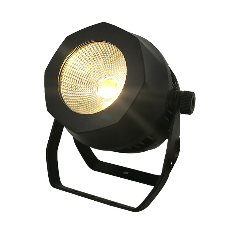 SHEHDS New Warm/Cold White LED Par COB 200W Waterproof Light IP65 Outdoor Lights For Stage TV studio Rental and Disco Nightclub