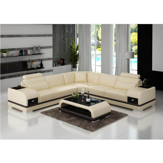 Low Price Furniture Living Room 6 Seater Sofa Set In Living Room