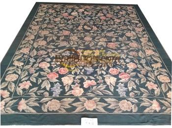 needlepoint carpets Crocheting rugs 274CMX366CM 9 X 12 g-107gc3neeyg9