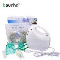 Health Adult Asthma Nebulizer Child Care Inhaler Compact Medical Compressor Allergies Respieatory Ultrasonic Treatment Inhaler