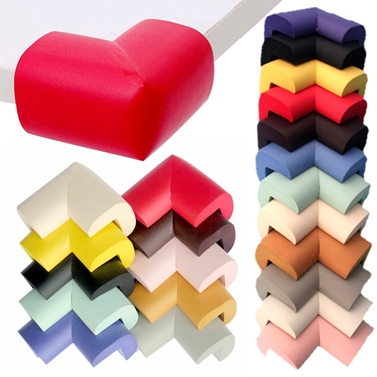 10Pcs/lot Thicken Corner Guards Protection Baby Safety Corner Guards Glass Coffee Table Corner Collision Protective Toddler Safe ...