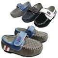 Super qualidade 1 pair CRIANÇAS Crianças Sapatos DA MODA Tênis de MARCA, lazer calçados Esportivos Da Marca, crianças sapatos de Desporto Menino