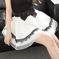 New 2016 Fashion white Skirts Womens Organza Princess Tutu High Waist Skirt Wild Tutu Skirts Tulle Skirt  JN327