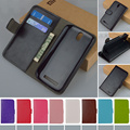 For Desire SV Fashion Flip PU Leather Case For HTC Desire SV T326e Cover With Card Holder Phone Cases J&R Brand 9 colors