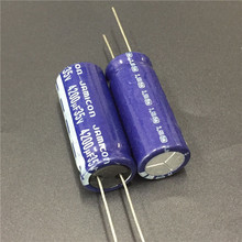 10pcs 4200uF 35V JAMICON WG Series 18x45mm Low ESR Long Life 35V4200uF Aluminum Electrolytic Capacitor