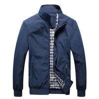2016 New Arrival Spring And Autumn Men S Blazer Men Jacket Sport Coats Zipper Thin High