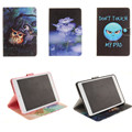 TX PU Leather Flip Case for Apple iPad Mini 1 2 3 Case Stand Cover With Card Holder Design wallet Fundas For Mini1 Mini2 Mini3