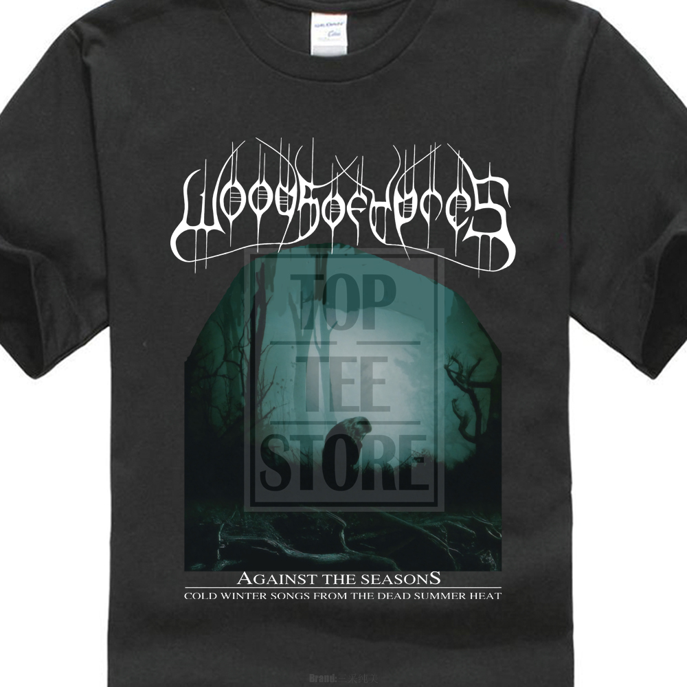 Woods Of Ypres Against The Seasons T Shirt S M L Xl 2Xl Brand New Official