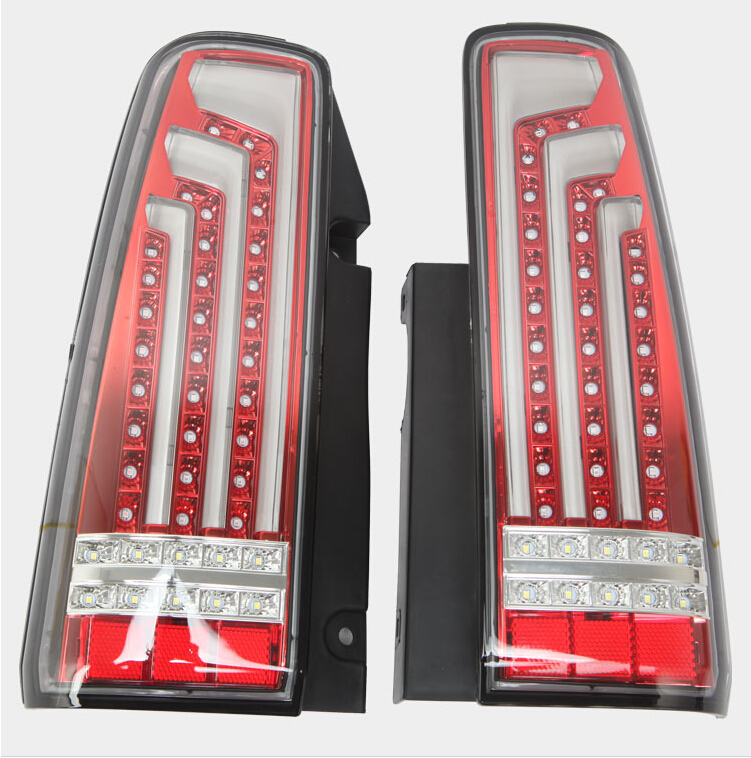 Car Styling For Suzuki Jimny Taillights LED 2007~2014year Car Accessories Jimny Tail Lamp Rear Lamp