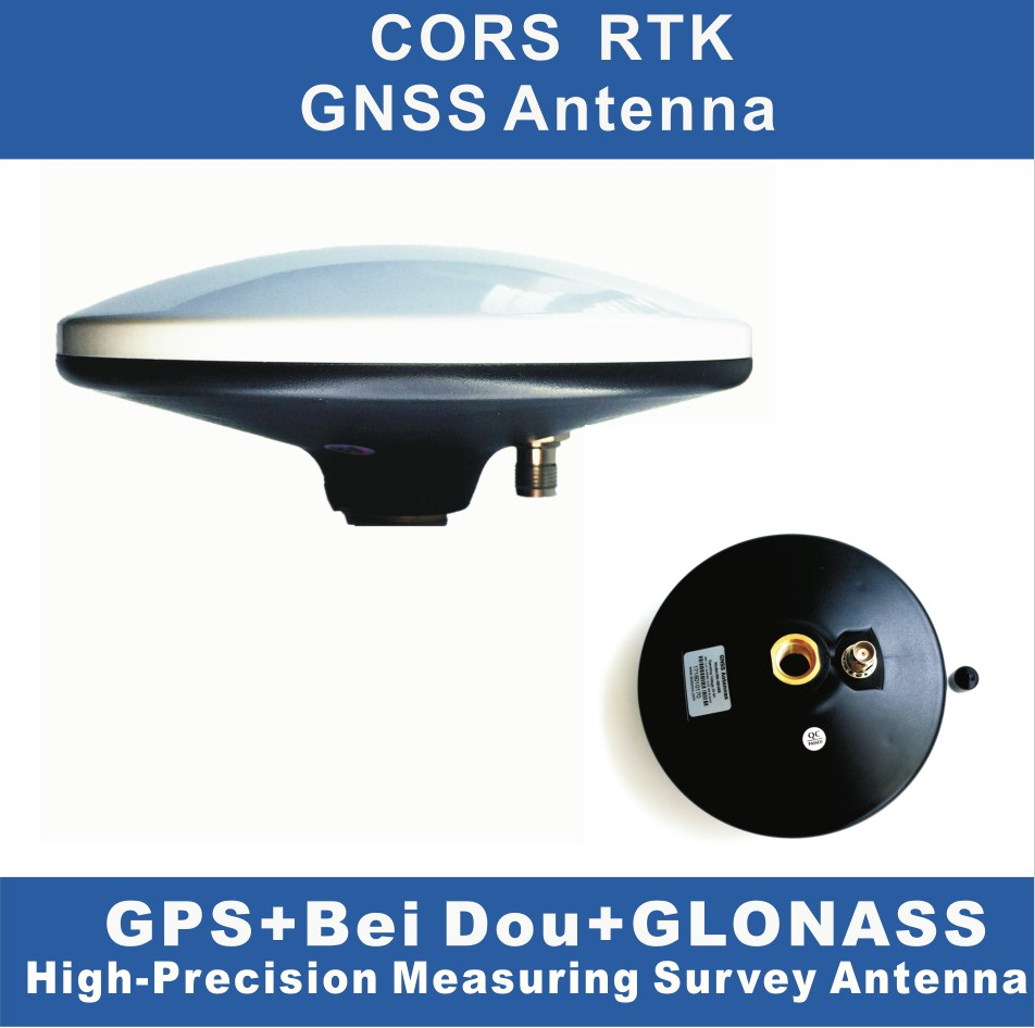 GNSS antennasGPS Glonass Galileo Bei Dou High-Precision waterproof survey antenna RTK systemHIGH GAIN support 3 system mode