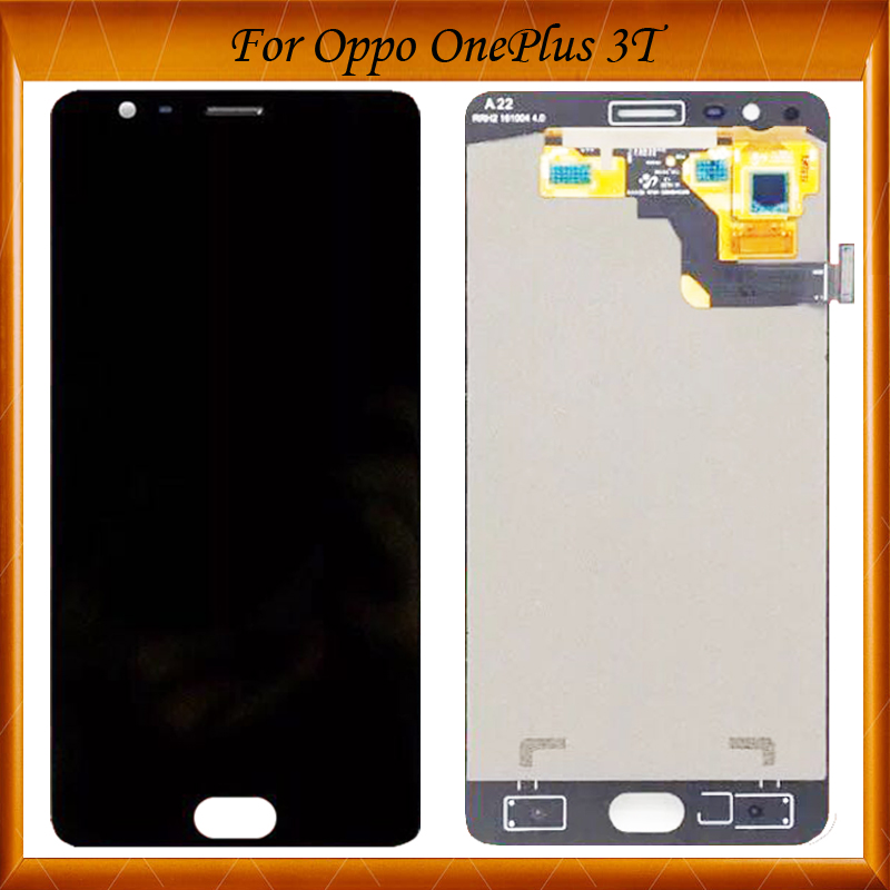 5.5 Original For Oneplus 3T LCD Display Touch Screen Assembly for One Plus 3T Display Replacement A3010 A30005.5 Original For Oneplus 3T LCD Display Touch Screen Assembly for One Plus 3T Display Replacement A3010 A3000