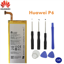 Original Huawei Phone Battery HB3742A0EBC For Huawei Ascend P6 G6 G621 TL00 G620 C8817D H30 C00 Replacement Batteries 2000mAh все цены