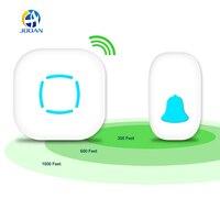 JOOAN L2 Wireless Doorbell Premium Portable Waterproof Doorbell Kit