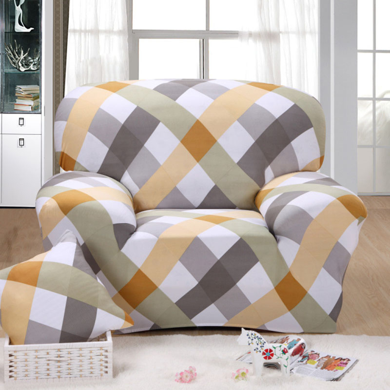 Sofa Cover Slipcover 1 2 3 4 Seat Single Two